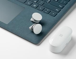 Футуристичний мінімалізм: огляд навушників Microsoft Surface Earbuds