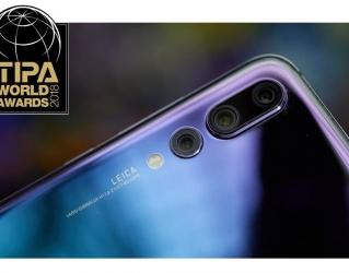 Huawei P20 Pro визнаний найкращим камерафоном 2018 року