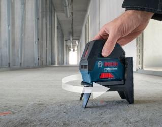 Створені для натхнення майстрів: міцні вимірювальні інструменти Bosch Professional