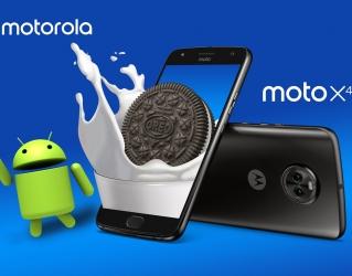 Moto X4: оновлення до Android 8.0 Oreo є в Україні