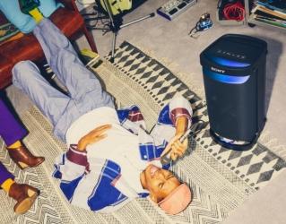 Портативна акустика Sony SRS-XP500: приготуйтесь до пригод та драйва!