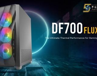 НОВИНКА: унікальна платформа F-LUX для ефективного обдуву компонентів в арсеналі ANTEC DF700 FLUX