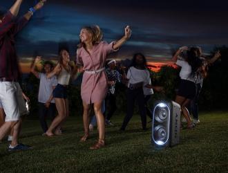 Аудіосистеми Sony GTK-XB60 та GTK-XB90 – танцюй, співай, не зупиняйся!