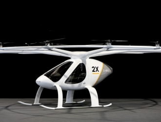 Повітряне таксі Volocopter 2 від E-Volo