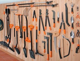 Fiskars: загальні правила з догляду та зберігання інструментів