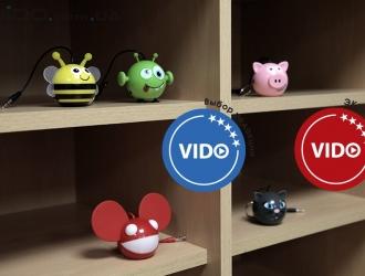 Обзор серии колонок KitSound Mini Buddy: твой личный зоопарк