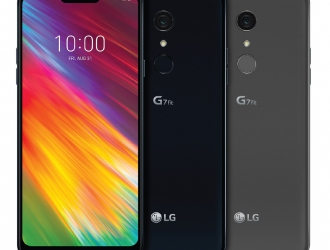 Смартфон LG G7 FIT з підтримкою популярних функцій G SERIES