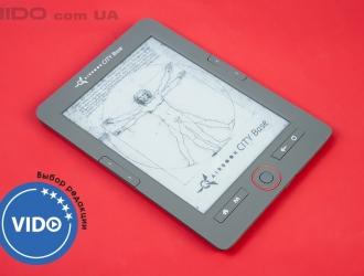 Огляд електронної книги AIRON AirBook City Base: функціональний рідер з чудовою ергономікою