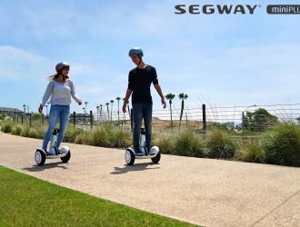 Segway розширює серію mini, представляючи нові моделі miniLITE та miniPLUS