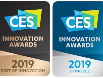 LG визнана гідною нагород CES 2019 INNOVATION AWARDS