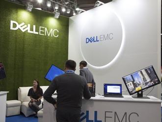 CEE 2016: стенд Dell