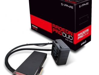 SAPPHIRE Radeon Pro Duo – максимальная производительность для игр