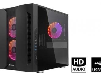 CHIEFTEC Chieftronic GAMING CUBE M2