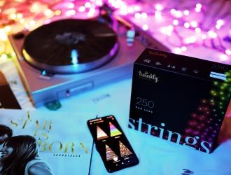 Влаштовуйте казкове свято щодня: огляд дистанційно керованої світлодіодної гірлянди Twinkly Strings