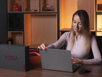 Ідеальне поєднання від Lenovo: ультрабук YOGA S730-13 та миша YOGA Mouse