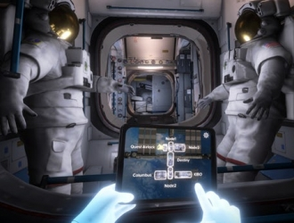 Побачити МКС та відчути себе космонавтом з Oculus Rift