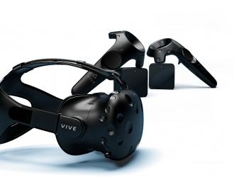 Камера ZED mini перетворює HTC Vive у окуляри доповненої реальності