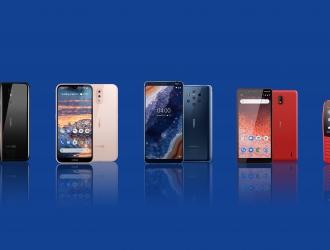 Нові смартфони Nokia на ОС Android