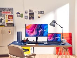 ASUS представляє нові ноутбуки серії  ProArt StudioBook