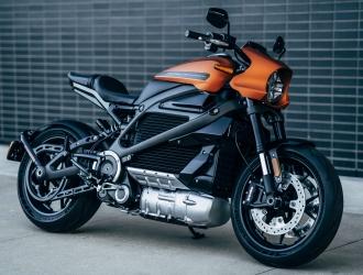 Подорож майбутнього: Panasonic підключає водіїв до мотоциклів Harley-Davidson