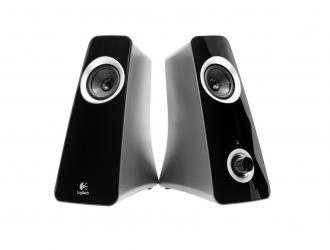 Logitech Speaker System Z320. Простые колонки на все случаи жизни