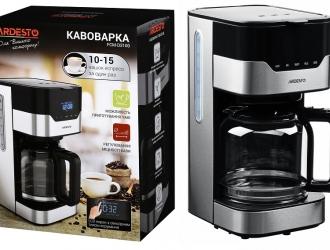 Нове надходження - крапельна кавоварка Ardesto FCM-D3100