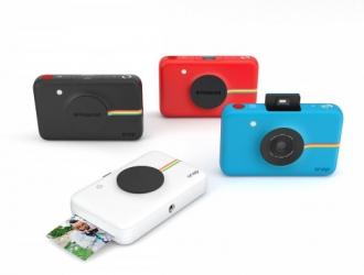 Новая камера Polaroid печатает фотографии без использования чернил