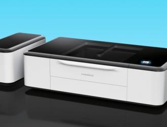 Революційний лазерний верстат Makeblock LaserBox Pro із числовим програмним управлiнням
