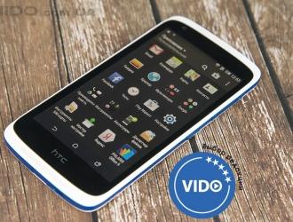 Обзор смартфона HTC Desire 526G Dual Sim: бюджетник на две карточки