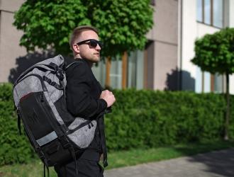 Огляд рюкзака Acer Predator Rolltop: виправдання очікувань