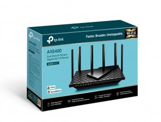 Вже у продажі новий роутер зі стандартом Wi-Fi 6 – TP-Link Archer-AX73