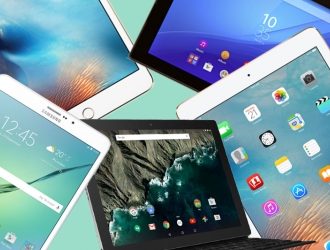 Ринок планшетів скоротився майже на 15% – IDC