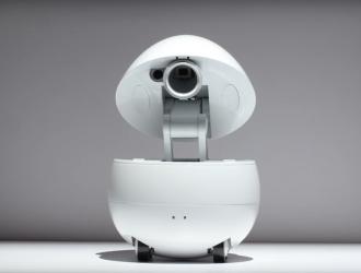 Panasonic представил на CES 2017 прототип настольного робота-компаньона