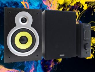 Активуйте звук на повну! Універсальна акустична стереосистема Microlab Pro 3