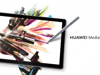 Huawei виводить на український ринок планшети MediaPad M5 lite і MediaPad T5