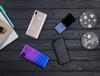 Ультрабюджетники від TECNO: практичні телефони, що здивують вас!