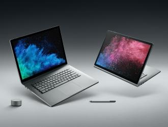 Microsoft Surface Book 2 для творчих завдань та VR-ігор
