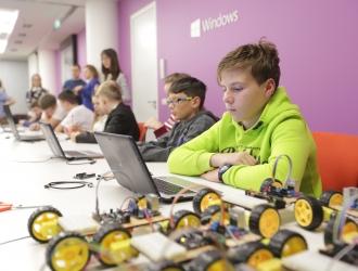 Перші проекти Інтернету речей від українських школярів