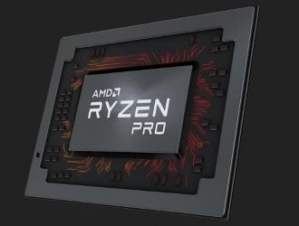 Потужні мобільні процесори другого покоління AMD Ryzen PRO та Athlon PRO