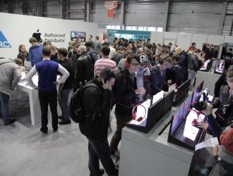 В Киеве проходит самая масштабная выставка электроники CEE 2015