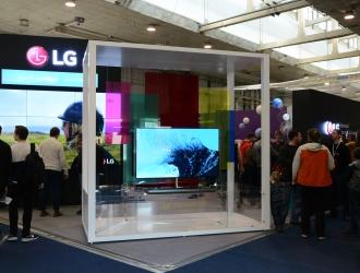 LG на CEE 2019: як зустрічає відвідувачів один з найефектніших стендів