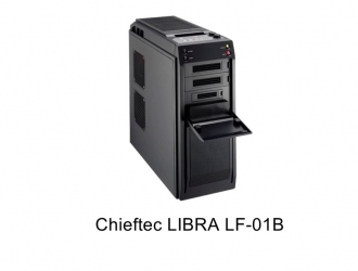 Видеообзор системного блока Chieftec LF-01B