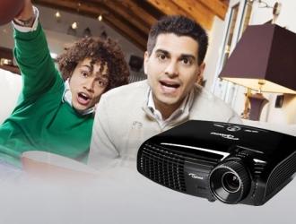 Full HD проектор для домашнего кинотеатра - Optoma HD23
