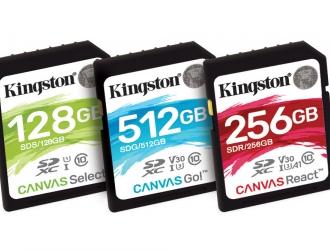CES 2020: Kingston Digital анонсувала карти пам'яті UHS-II  та твердотільні накопичувачі NVMe PCIe Gen 4.0
