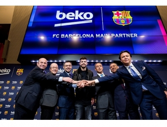 Beko стає головним міжнародним партнером ФК «Барселона»