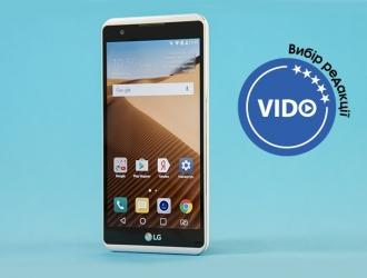 Огляд смартфона LG X Power: справжній довгожитель