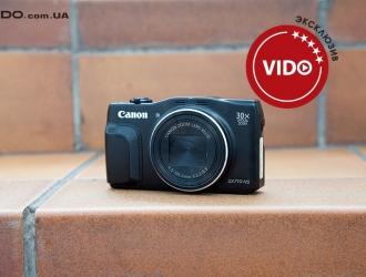 Обзор фотокамеры Canon PowerShot SX710 HS: тонкий намек на большие возможности