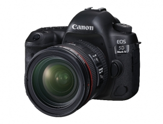 Canon представила обновления для EOS 5D Mark IV