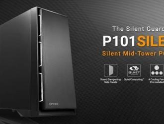 ANTEC, серія PERFORMANCE, корпус P101 Silent – для потужної тихої системи та восьми HDD