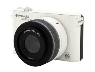 Polaroid представила первую Android-фотокамеру со сменными объективами
